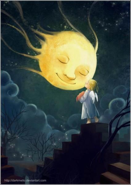 как луну ловили на чувашском языке