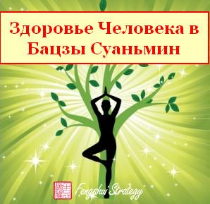 Здоровье Человека в Бацзы Суаньмин