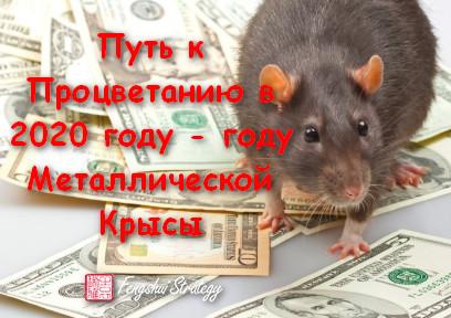 Процветание в году Крысы